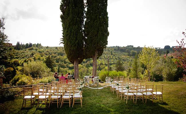 Landgut Borgo Bottaia – Florenz – Toskana