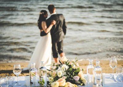 Heiraten am Strand
